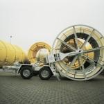 Rohrtrommeltransportanhänger